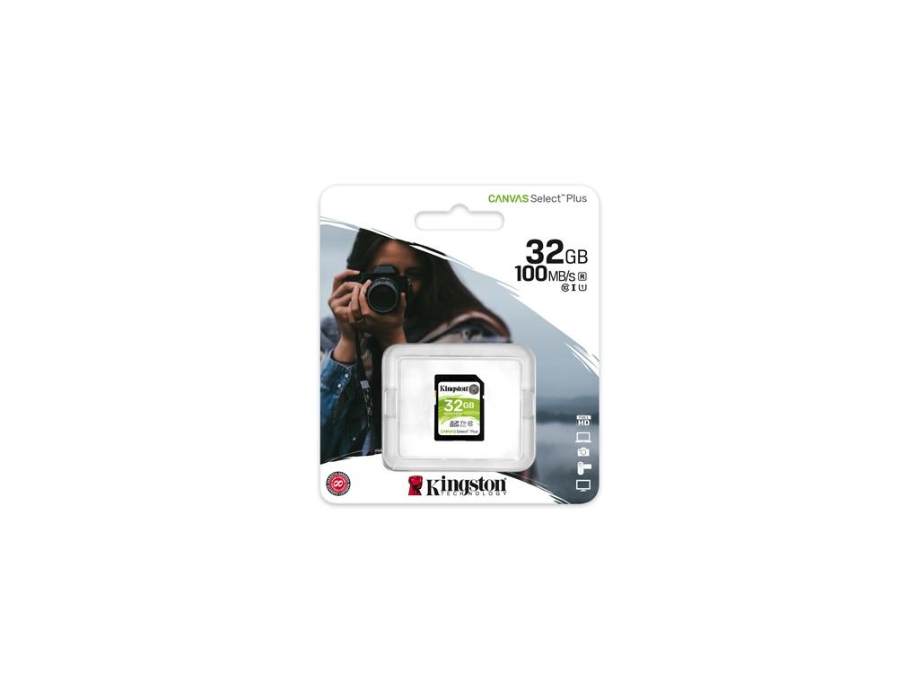 Memoria Kingston SDS2/32GB SDHC Class 10