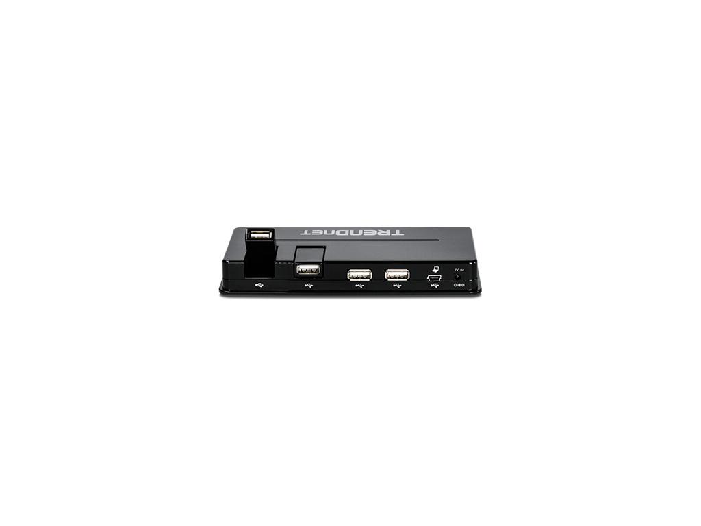 Hub USB de 10 Puertos TrendNet TU2-H10