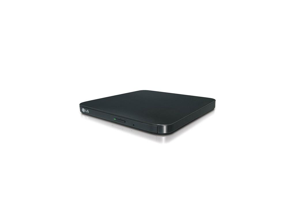 Grabadora Externa LG SP80NB80 8x DVD±RW DL USB 2.0 UltraSlim