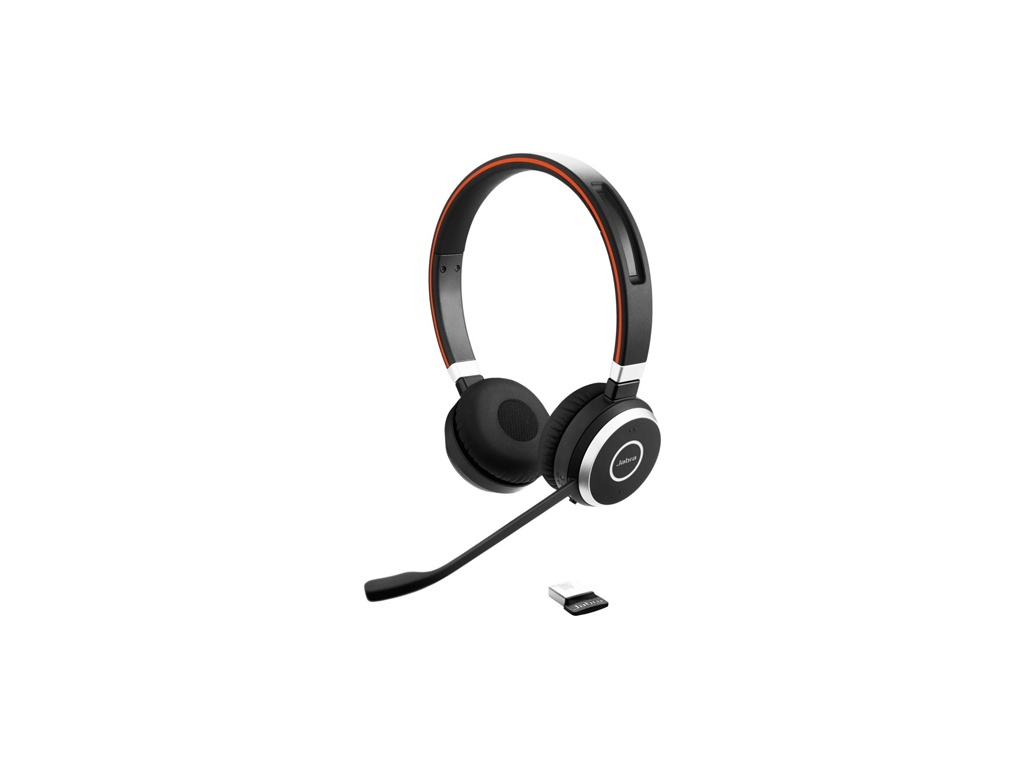 Vincha Jabra Evolve 65 Duo MS (6599-823-309)