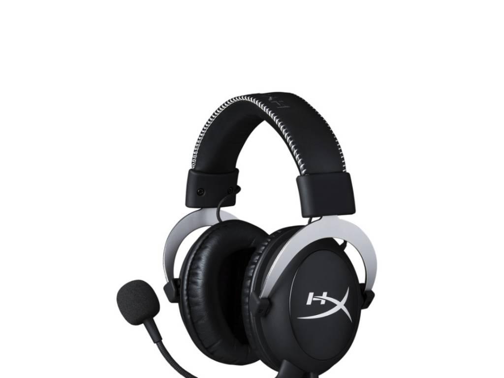 Vincha Gaming HyperX Cloud XBOX HX-HS5CX-SR