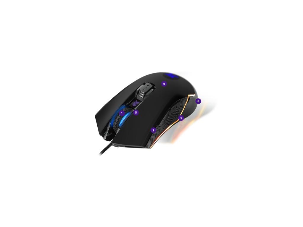 Mouse Gaming Primus Gladius 4000T USB