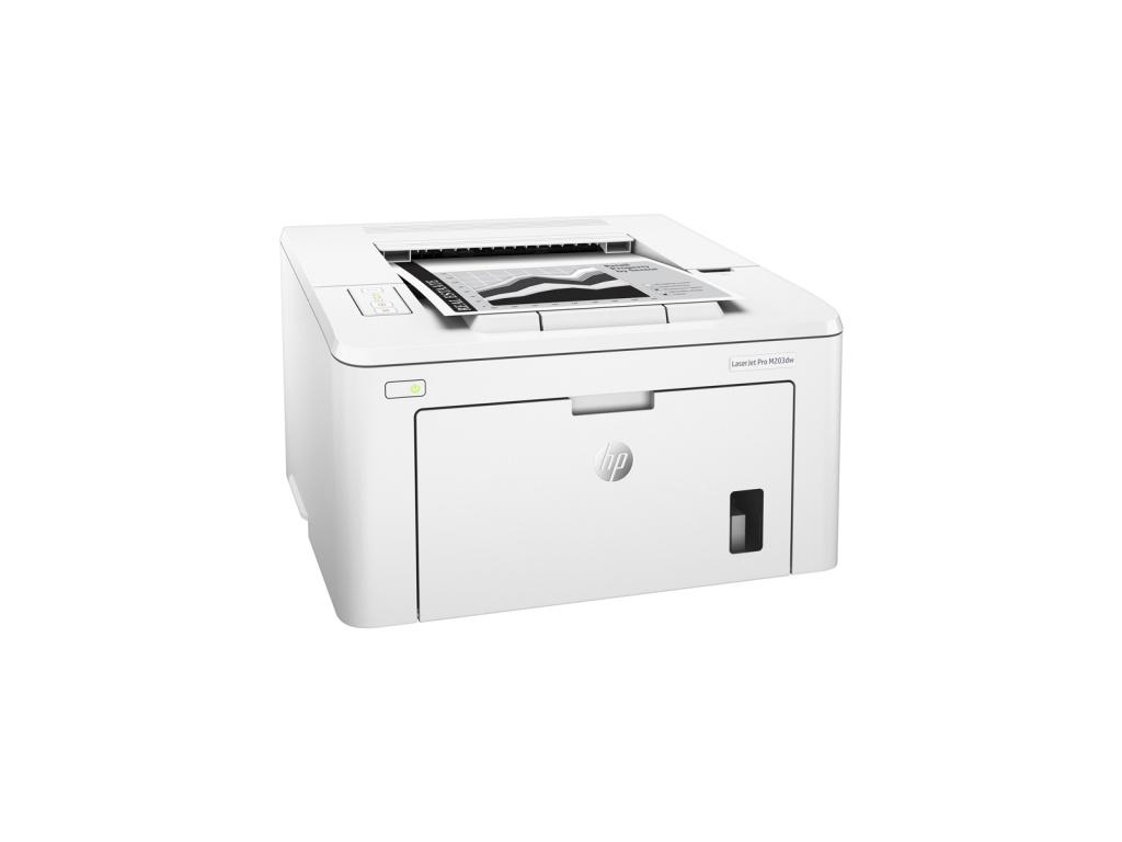 Impresora Láser Monocromática HP LaserJet Pro M203dw (G3Q47A)
