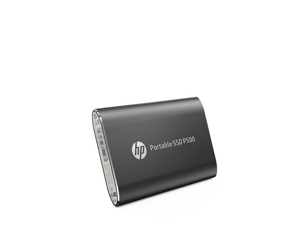 Disco Duro Externo HP P500 250GB BLACK - 2.5