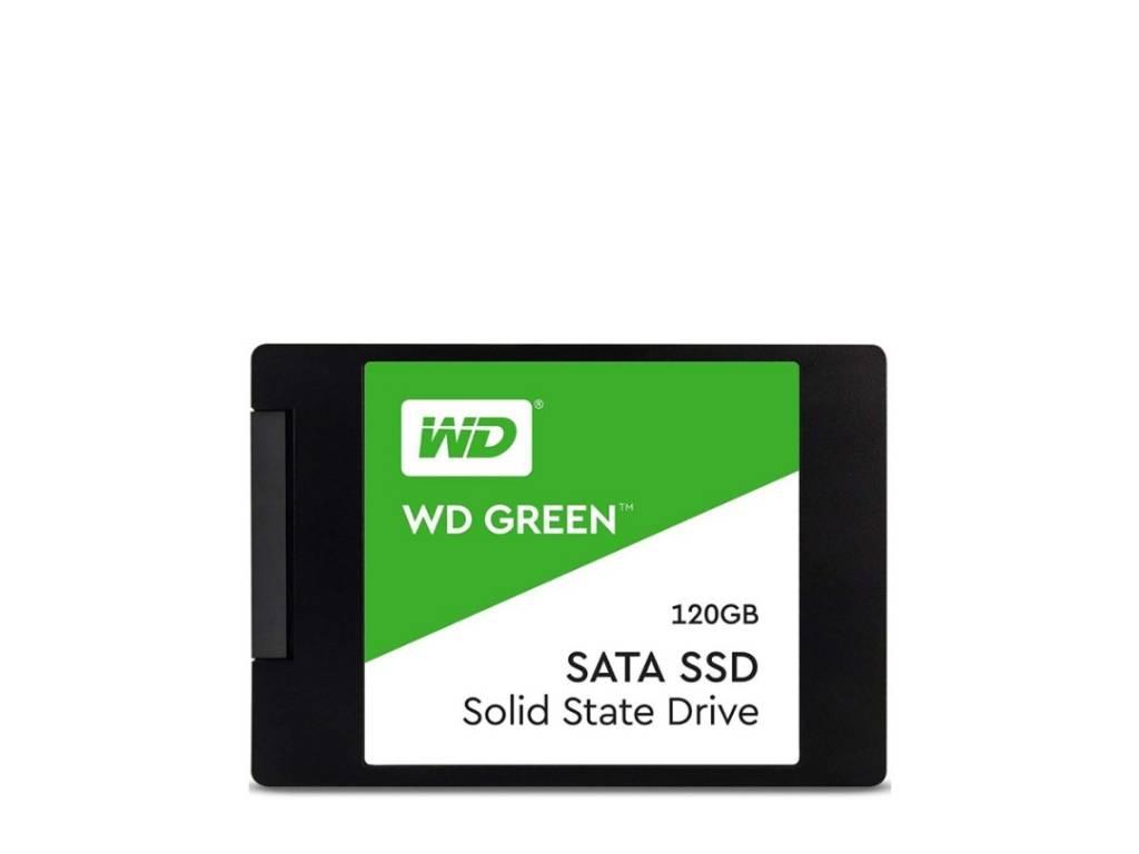 """Disco Solido WD Green 120 GB - SATA 2,5"""""""