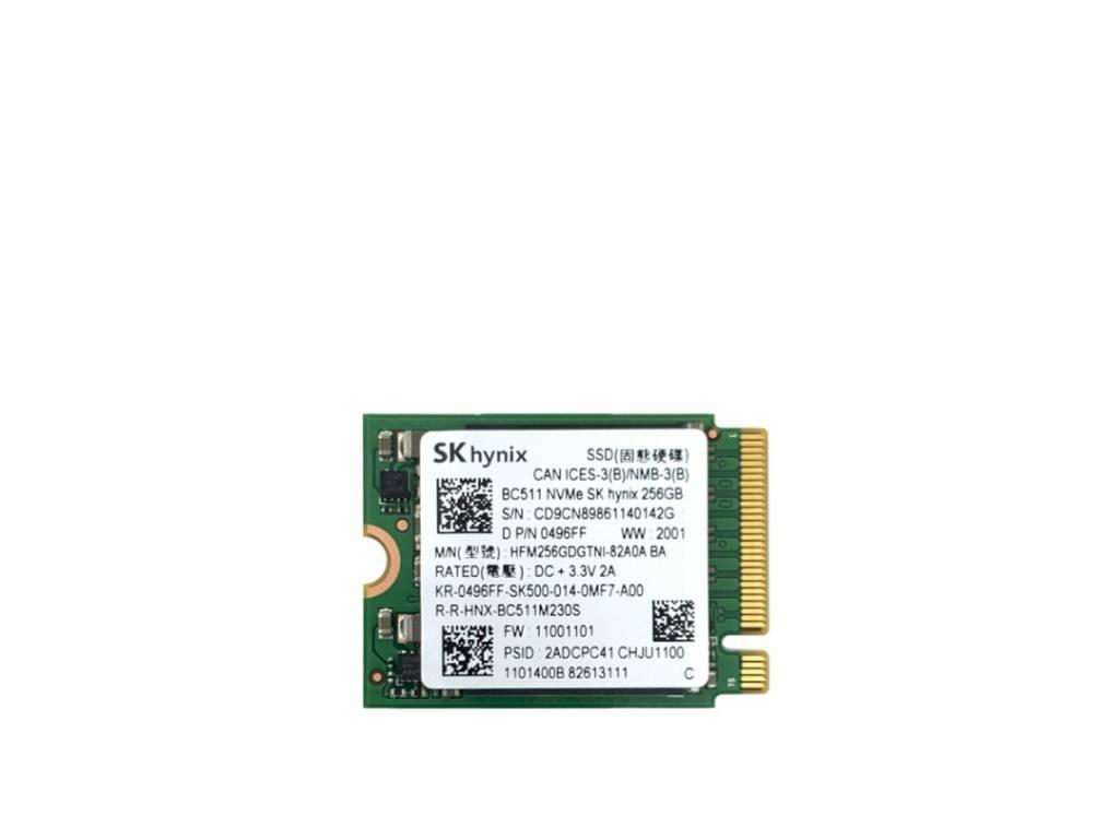 Disco Solido SK Hynix 256 GB M.2 PCIe NVME