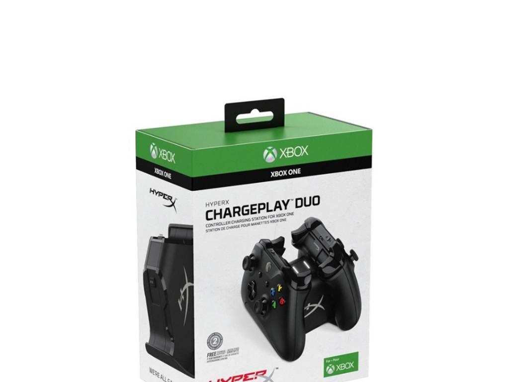 Base Doble HyperX - Cargador para Joystick Xbox