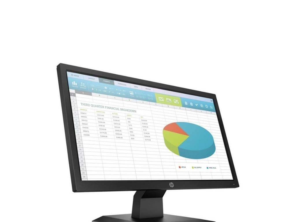 "Monitor HP P204 HD 19.5"""