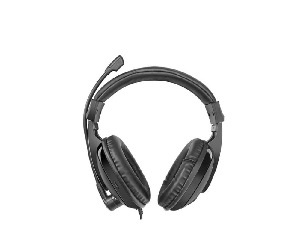 Vincha multimedia con micrófono Adesso XTREAM H5 (MOS-XH5)