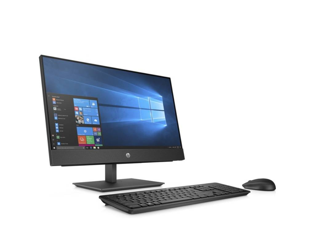 All-in-one HP ProOne 400 G4 - Intel Core i3 I3-9100 / 4.2 GHz