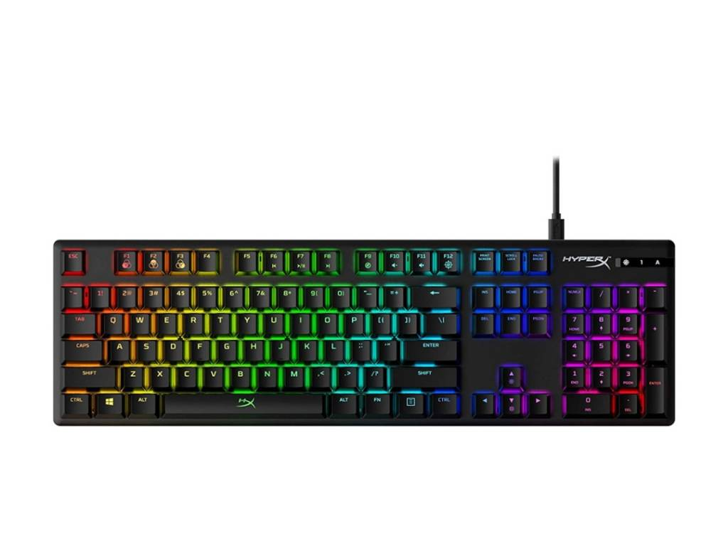Teclado Gaming HyperX Alloy Origins RGB Blue