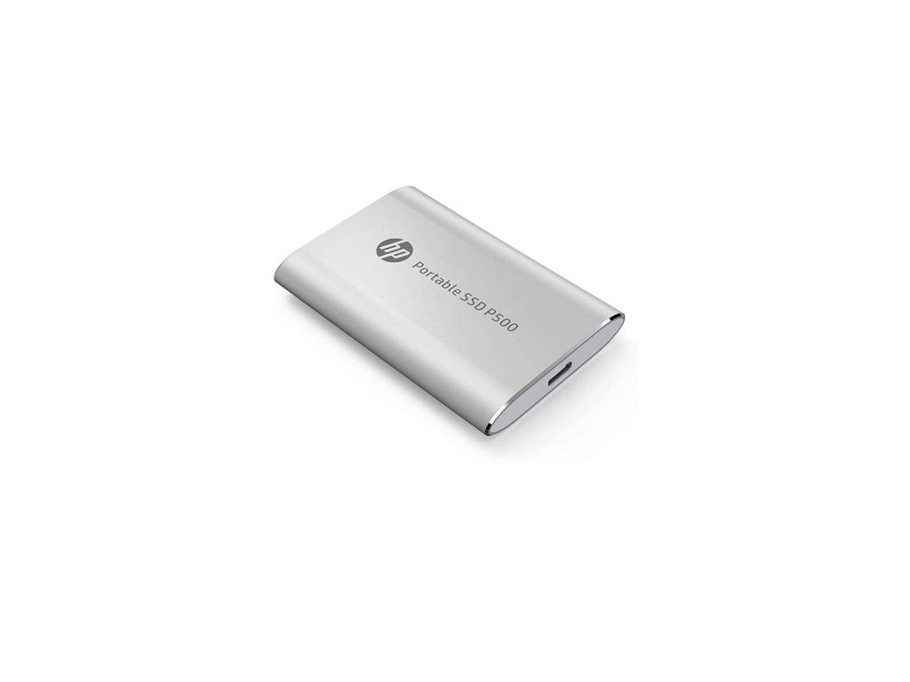 Disco Duro Externo HP ESSD P500 250GB SILVER - 2.5