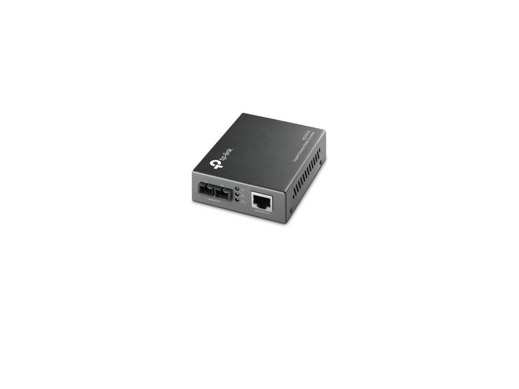 Convertidor Multimedia Multi-modo TP-Link Gigabit MC200CM
