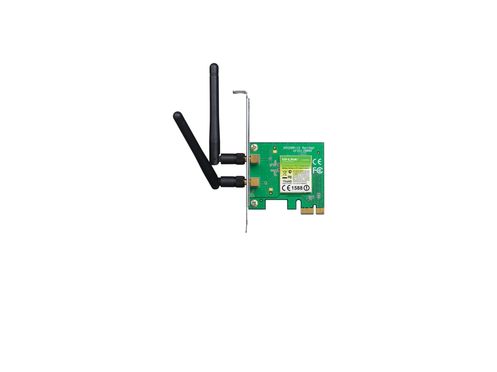 Adaptador PCIe Tp-Link Tl-WN881ND - 300MB