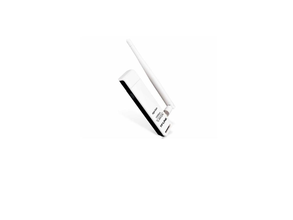 Tarjeta de Red Inalambrica TP-Link 150N TL-WN722N (USB)