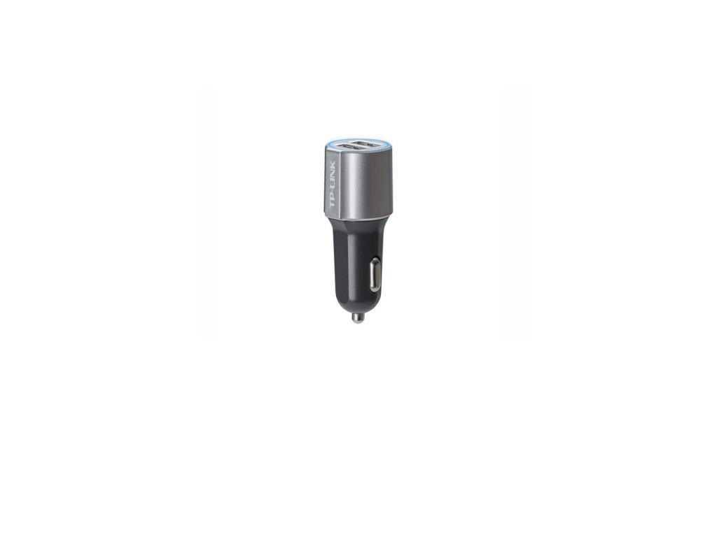 Cargador USB doble TP-Link CP220  para auto