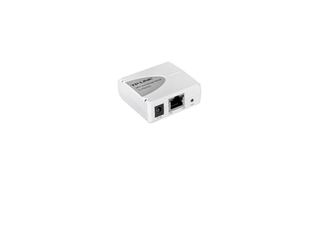 Print/Storage Server TP-Link USB
