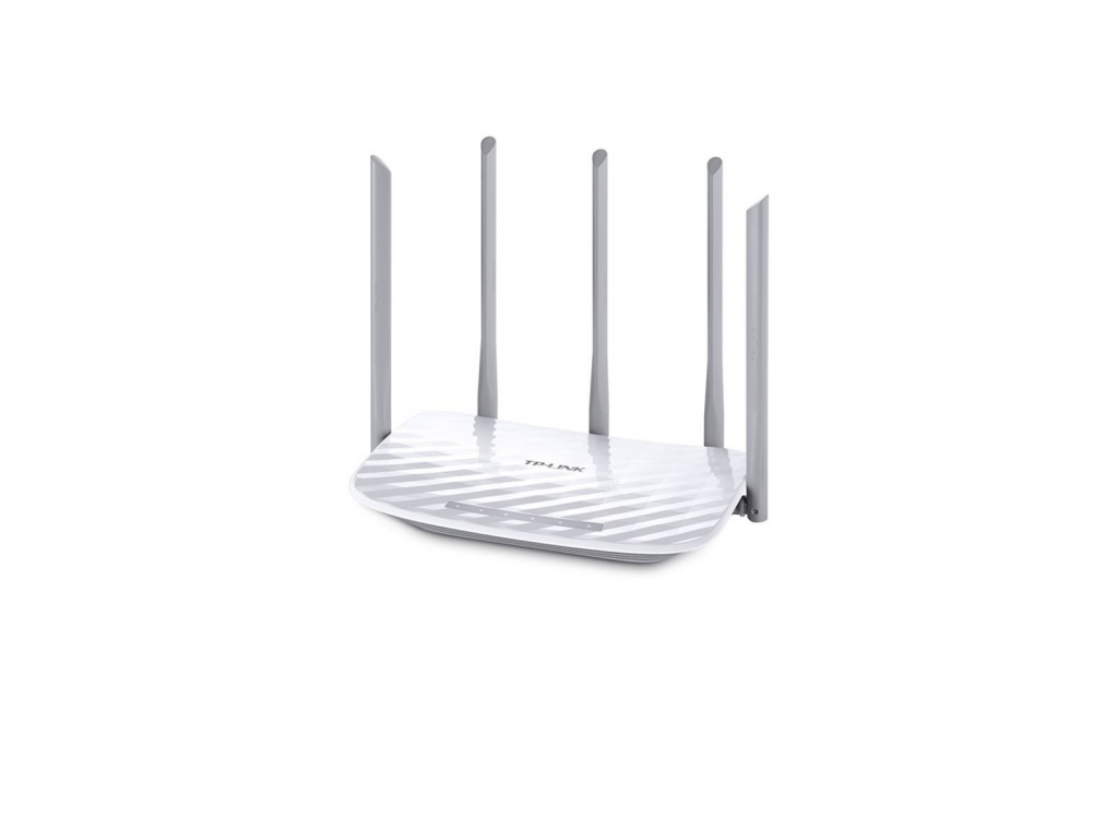 Router Tp-Link Ac1350 W/db Usb Archer C60 (TARCHERC60)