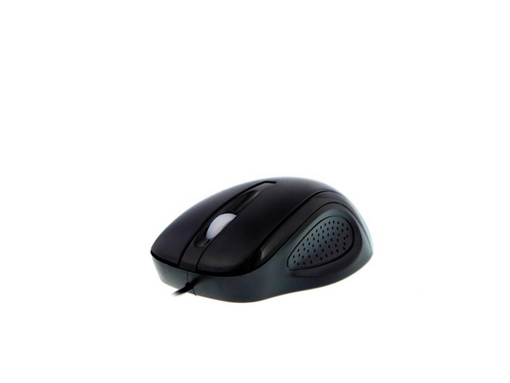 Mouse Optico Xtech XTM-175 USB Negro