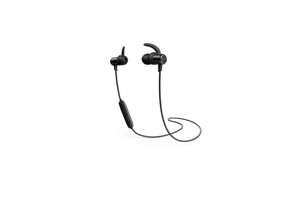 Auriculares Anker SoundBuds Slim-Black