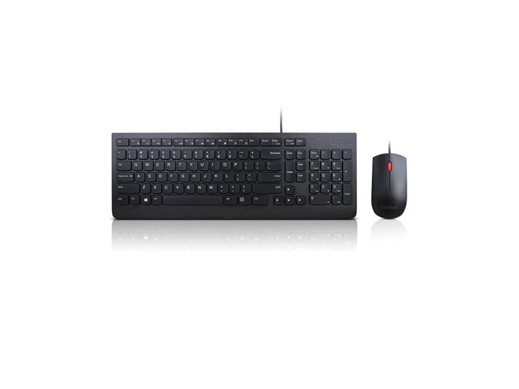 Combo Teclado y Mouse Lenovo (4X30L79907)