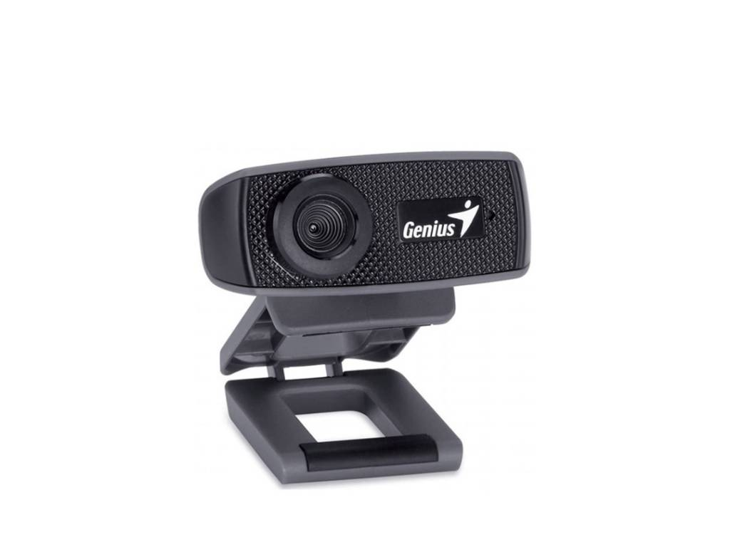 Webcam Genius FaceCam 1000X Negra 720p HD USB