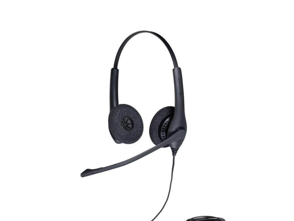 Headset Jabra Biz 1100 USB DUO