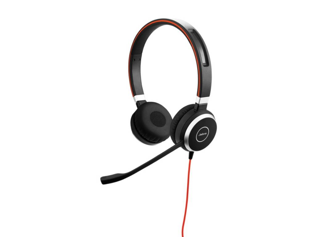 Vincha Evolve 40 Duo MS. Stereo UC headset