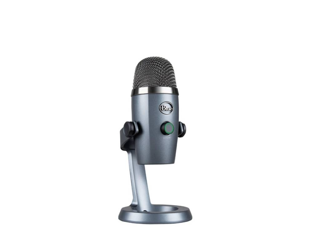 Micrófono Blue Yeti Nano