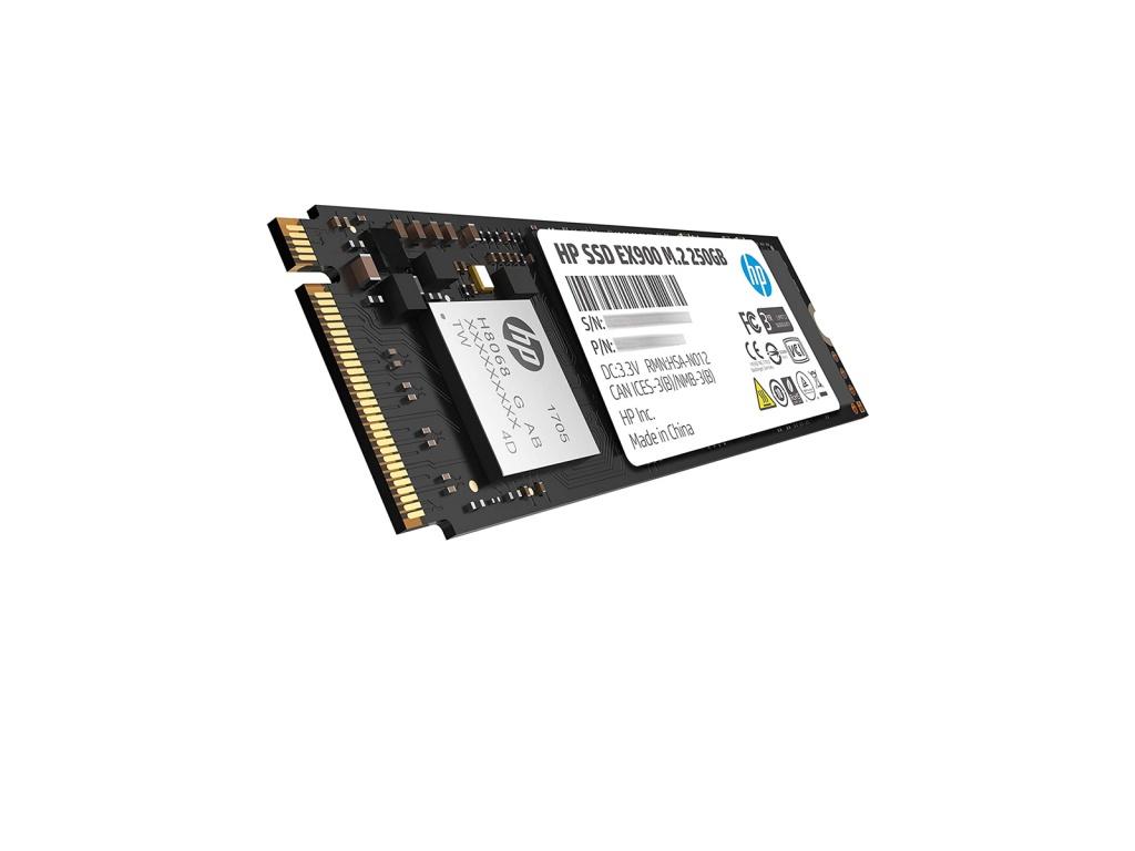 Disco Sólido HP EX900 250GB SSD