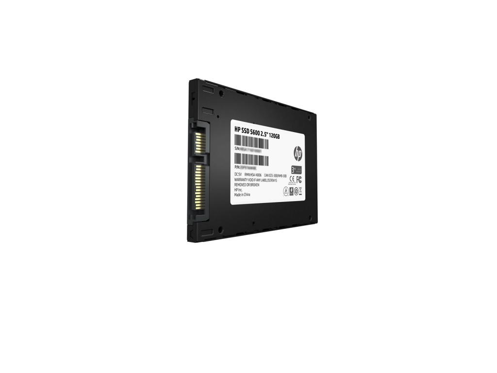 """Disco Sólido SSD HP S600 120GB 2.5"""""""