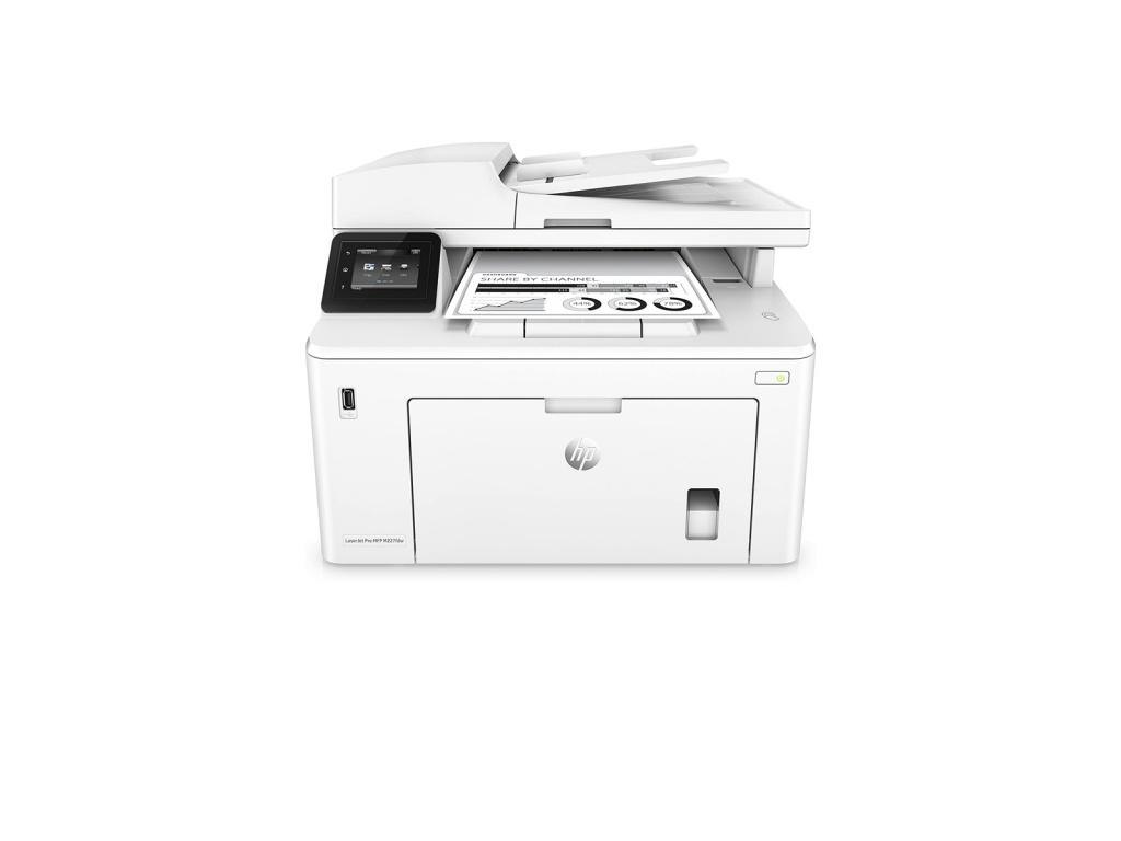 Multifuncion Láser Monocromática HP LaserJet Pro M227fdw