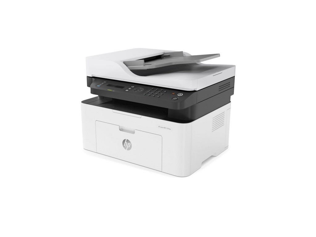 Impresora Multifuncion Láser Monocromatica HP LaserJet 137fnw (4ZB84A)