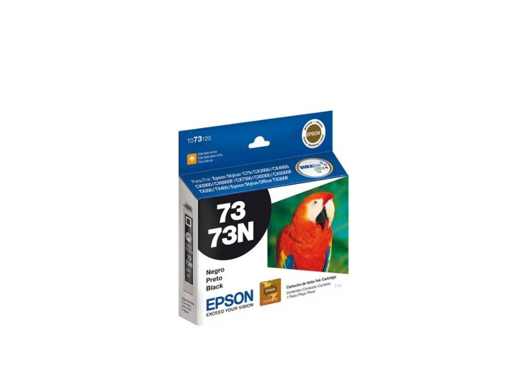 Cartucho de Tinta Epson Original T073120 Negro