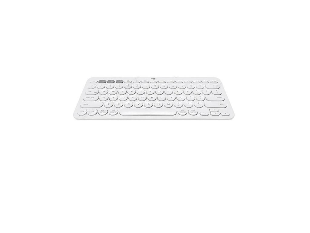 Teclado Inalámbrico Logitech K380 Blanco